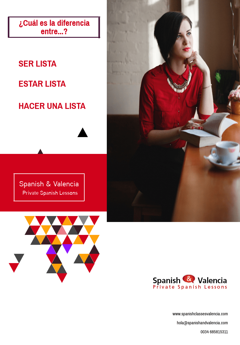 Private Spanish Lessons Valencia
