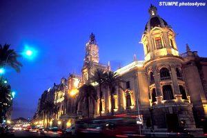 Citiy Hall in Valencia