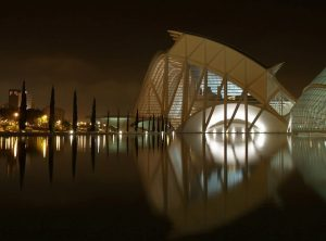 Príncipe Felipe Museum. Valencia. Spain