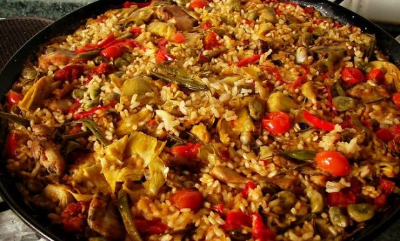 Let's save the Paella